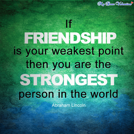 Friendship Day Quotes - LOVE QUOTES FOR HIM | Valentines Day 2013 | Scoop.it