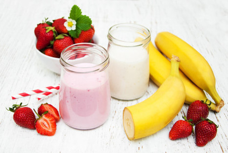 How to Make a Strawberry Banana Smoothie | Easy Low Diet | Scoop.it