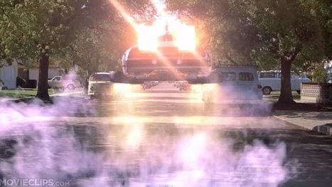New climate time machine is not a DeLorean, but it's almost as cool | Business as an Agent of World Benefit | Scoop.it
