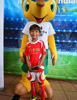 Un niño de Ponce viajará a la Copa Mundial de Fútbol FIFA Brasil 2014 | mundial | Scoop.it