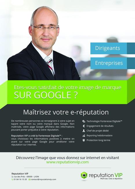 Maîtrisez votre e-réputation | Agence Double Numérique | Réseaux sociaux et social media | Scoop.it