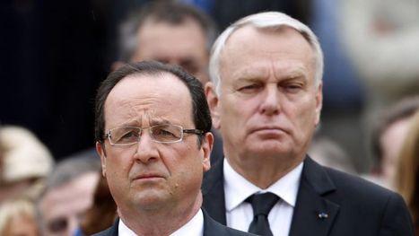 Hollande et Ayrault «à l'offensive» sur le dossier Tapie | Les affaires, la justice en France, société | Scoop.it
