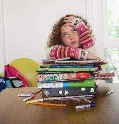 Too Much Homework: Bad for Kids? | school should abolish homework | Scoop.it