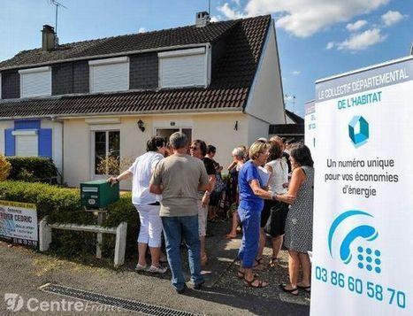 En novembre, la Nièvre se mobilise pour le mois de la rénovation | Revue de presse du CAUE de la Nièvre | Scoop.it