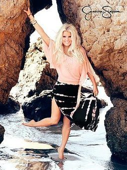 Jessica Simpson Photos: Star Models Fashion Collection Pre ... | website design and function. Fashion celebrity | Scoop.it
