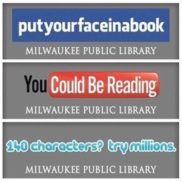 Library Ad Campaign | Primary School Libraries | Scoop.it