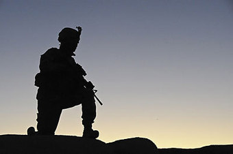 Stands alone - The Fort Campbell Courier   MAHMOUD  STAR STEEL MILLS.AFGHANISTAN   Scoop.it