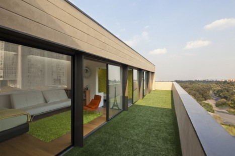 Ecological Design: Casa Tierra by Serrano Monjaraz Arquitectos | PROYECTO ESPACIOS | Scoop.it
