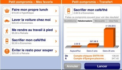 ING Direct : Petits compromis, l'appli mobile qui épargne pour vous ... | Banking The Future | Scoop.it
