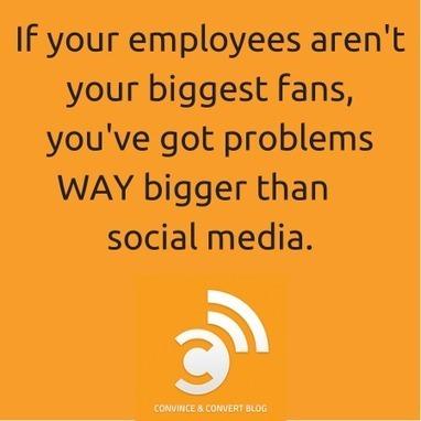7 Ingredients for Employee Social Advocacy | Social Media, SEO, Mobile, Digital Marketing | Scoop.it