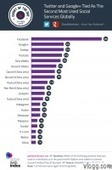 Google Plus Second Most Used Social Network World Wide in Q3 2013   Googleplus Tips and Tricks for Newbies Plus   Scoop.it