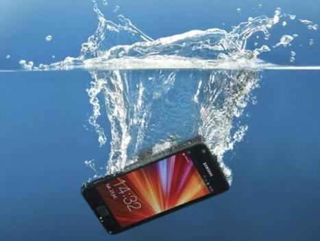 Waterproof Cell Phones - TechVally | Water Proof Cell Phone | Scoop.it