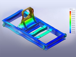 FEA Linear & Non-linear Analysis & Simulation Services | CADm Outsourcing | Scoop.it