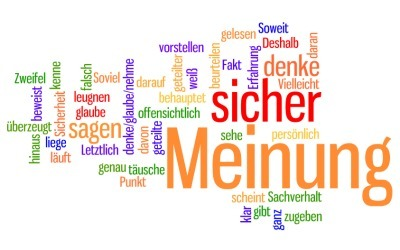 You have an opinion so share it… InGerman. | German at MESC | Scoop.it