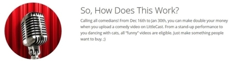 Are You Funny Enough To Convince Facebook Users To Pay To See Your Original Videos? | Digital-News on Scoop.it today | Scoop.it