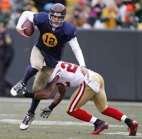 Packers donning throwback uniforms vs. Browns - Green Bay Press Gazette   Green Bay, Wisconsin ,Pulaski   Scoop.it