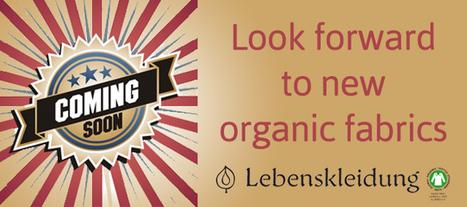 Home - Lebenskleidung - Faire Bio-Stoffe | Ecodiseño y Sostenibilidad 2, 3 y 4 | Scoop.it