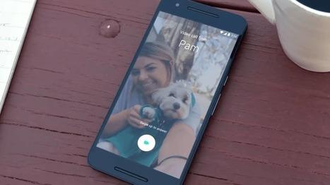 Google Duo - The simple video calling app.   educació i tecnologia   Scoop.it