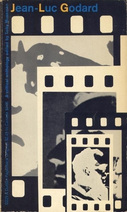 On My Shelf: Jean-Luc Godard Anthologized | D_sign | Scoop.it