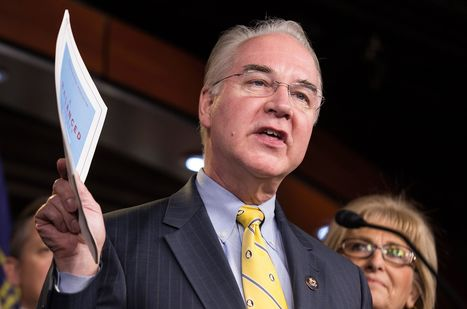 8 Big Changes Under Tom Price's Obamacare Replacement Plan | Self-funded health benefits plans | Scoop.it