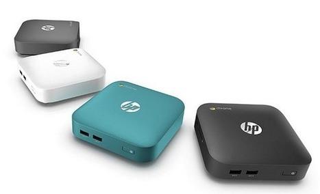 HP bringt Chromebox fürs Business - | Bildungstechnologien | Scoop.it