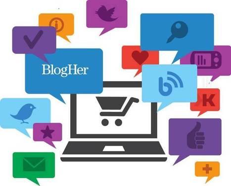 Women and Social Media in 2012 | BlogHer | Pinterest | Scoop.it