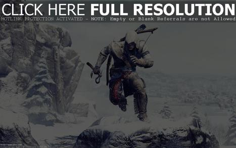 Full HD Wallpapers Assassins 3 #3604 Wallpaper | gamejetz.com | gamesjetz | Scoop.it