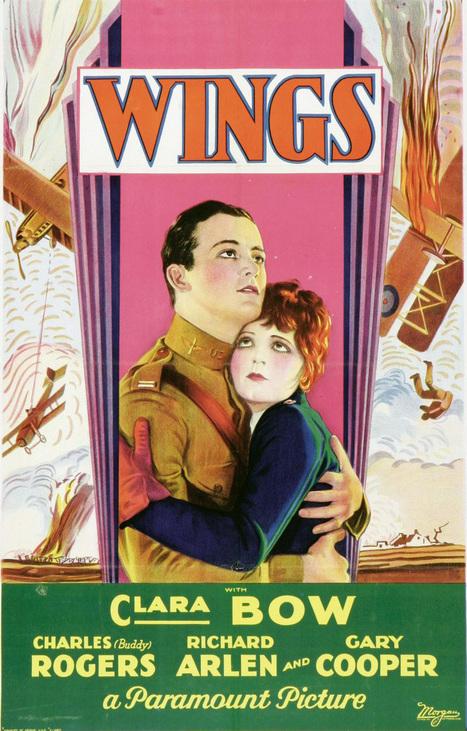 «Les Ailes» de William A. Wellman   La Grande Guerre au cinéma   Scoop.it