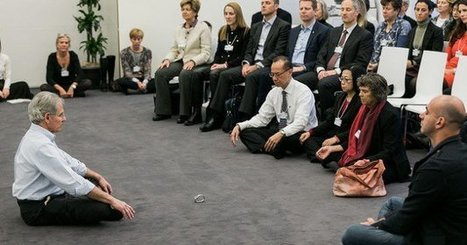 9 executives who practise meditation | Conscious Leadership | Scoop.it