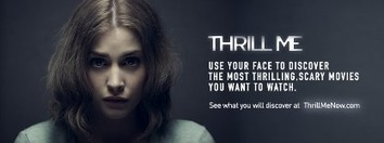 'Thrill Me' - Facial Recognition and Anxiety Mapping - Journal - mikejones.tv | Televisión Social y transmedia | Scoop.it