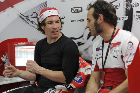 Tests over for Hayden | Ducati news | Scoop.it