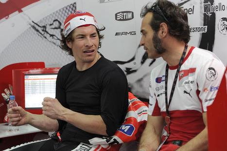 Tests over for Hayden | Ducati news | Scoop.it