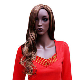 High Quality Capless Synthetic Long Curly Charming Wig – WigSuperDeal.com   African American Wigs   Scoop.it