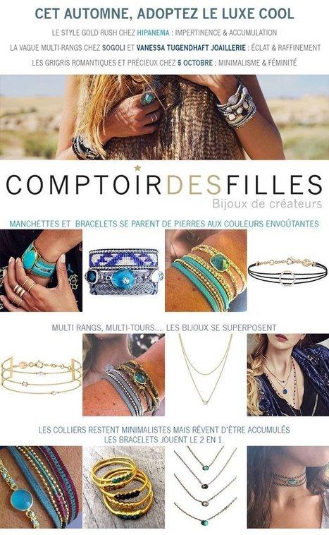Cet automne, adoptez le Luxe cool - Comptoir des Filles | Comptoir des Filles | Scoop.it