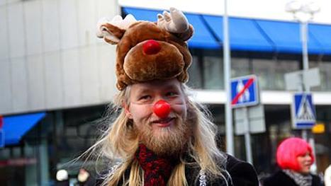 Red noses for charity | Finland | Scoop.it