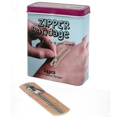 Pansements Zip (x24) - Cadeau Maestro   Sélection idées cadeaux   Scoop.it