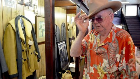 Movie costumes on display in the Delta - Hattiesburg American | Machinimania | Scoop.it