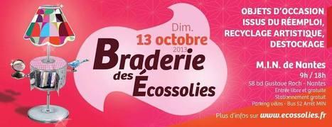 Dimanche 13/10 c'est la Braderie des Ecossolies | La transition à Nantes | Scoop.it