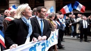 France's far right shows its strength on May Day   The Indigenous Uprising of the British Isles   Scoop.it