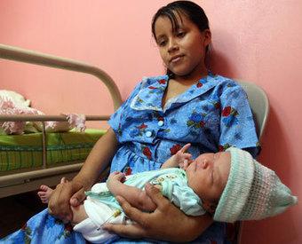 El 25% de las embarazadas son adolescentes en Nicaragua | Derechos sexuales en adolescentes | Scoop.it