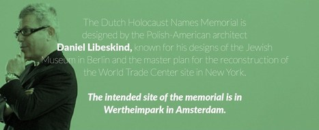 Holocaust Names Monument in the Netherlands | The Arts and The Holocaust Then and Now | Scoop.it