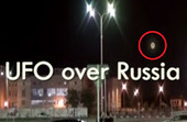UFO Tries to Imitate Moon in Russia (May 30, 2015) | Real Paranormal Videos | Unexplained Mysteries and the Paranormal | Scoop.it