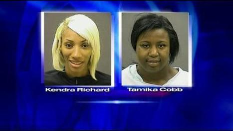 Baltimore corrections officers Tamika Cobb and Kendra Richard accused of looting during riots   Criminal Justice in America   Scoop.it