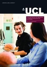 Language Sciences (with specialisation in Language Development) MSc | Postgrad linguistics | Scoop.it