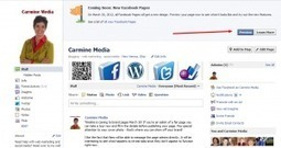 Facebook Timeline for Brands: What You Need to Know | Social Media Strategy by Carmine Media | Scoop.it
