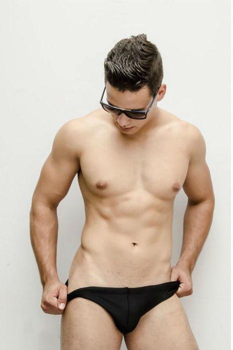 Sexy Brazilian Fabricio Vieira for Mister Rodeo Brazil 2015 | FlexingLads | Scoop.it