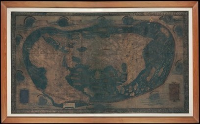 Is this the map that took Christopher Columbus to the New World? | The Washington Post | Kiosque du monde : Amériques | Scoop.it