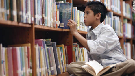 How to get your kid to be a fanatic reader - CNN.com | Boys and Reading | Scoop.it