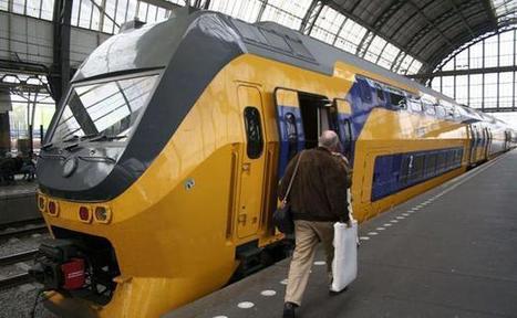 Pays-Bas: Des trains rouleront bientôt uniquement grâce aux énergies renouvelables | Les éco-activités dans le monde | Scoop.it