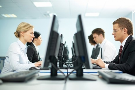 New Technology enabling Bosses to track their Workers more Closely | Technology in Business Today | Scoop.it